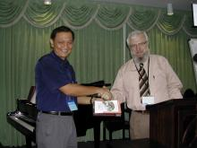 Gift from Prof. William Abraham