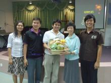 Rev Dr Angela Ting's Family Group