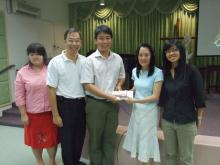 Miss Cecilia Ting's Family Group