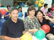 Ting Sii Ling & Parents
