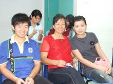 Ngu Teck Tiong & Family