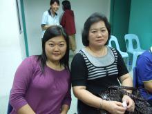 Nancy Yu & Mother