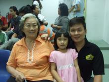 Tie Hieng Sing & Family