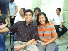 Rev & Mrs Lu