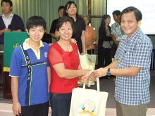 Ngu Teck Tiong & Mother