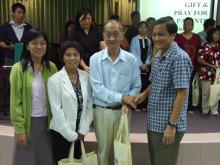Ling Yih & Parents