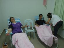 Blood Donation Drive   捐血运动