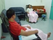 2012 Blood Donation Drive   捐血运动