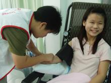 Blood Donation Drive | 捐血运动