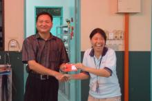 Ang Pau Gifts for Chinese 4th Year Students