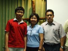 陈芳恒和父母