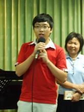 Sharing by Ting Hong Heng