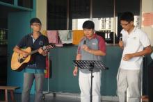 Singspiration | 赞美时光