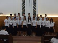 4th Batch of STMS Music