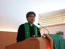 Day 4: Closing Ceremony: Liturgist