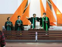 Day 4: Closing Ceremony: Holy Communion