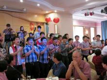 Performance by STMS Chinese