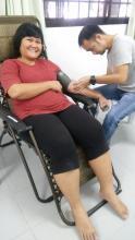 2015 Blood Donation Campain | 捐血运动