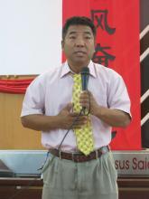 Rev Peter Shin