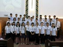 23rd Batch of STMS Chinese (Aaron Class)