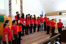 STMS College Choir