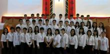 25th STMS Chinese Students(Moses)