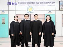 延伸毕业班 Tee Graduates