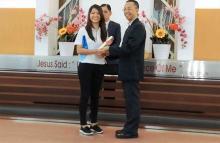 Esther Wong En Xiu