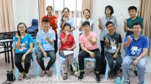 Family of Rev. Dr. Angela Ting Siew King 陈秀金牧师家