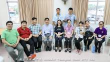 Family of Rev. Thomas Lau Sie Ngiu 刘世尧牧师家