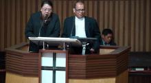 Sermon - Salt and Light Rev. Joseph & Rev. Yong